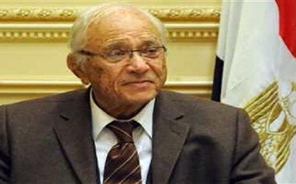 """""""القومي لحقوق الإنسان"""" ينعي الدكتور فؤاد عبد المنعم رياض"""